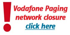 Vodafone Network Closure