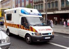 NI ambulance