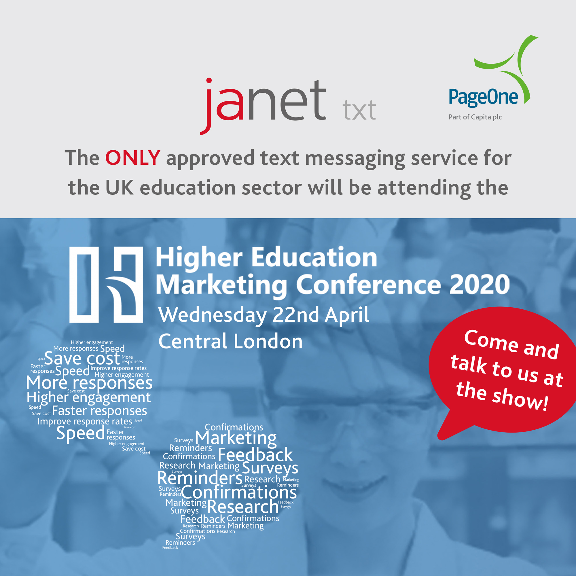 The Higher Education Marketing Conference 2020